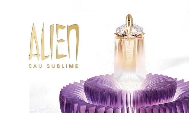 Alien Eau Sublime: il nuovo profumo - https://www.beautydea.it/alien-eau-sublime-profumo/ - Alien Eau Sublime, la rivisitazione del famoso Alien, si veste di oro e cristallo, infondendo energia e solarità