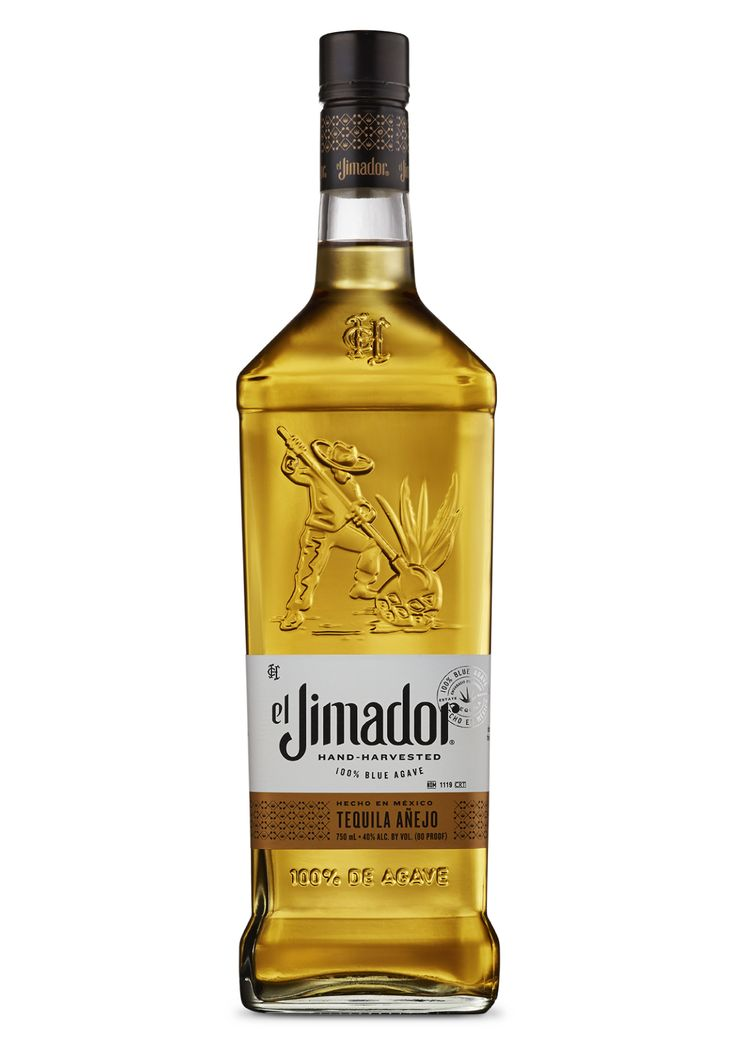 Cue redesigns packaging for el Jimador Tequila.
