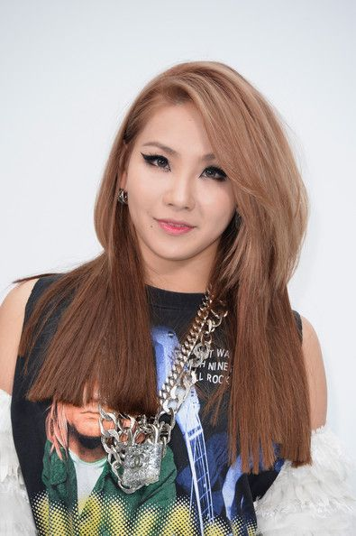 Lee Chae-rin Layered Haircut for Thick Hair