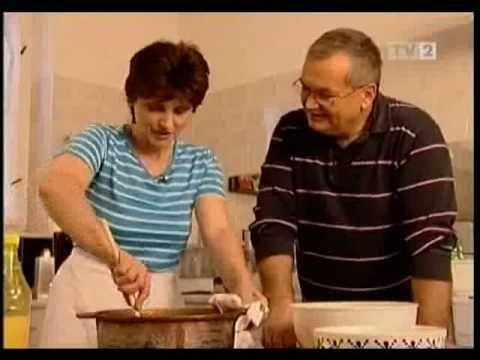 Ízvadász -grillázs torta sütés - YouTube