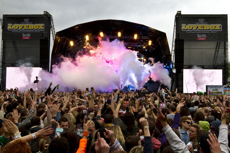 There are lots of festivals on in London this summer. Which ones are you going to or want to go to?