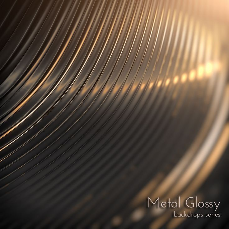Abstract Dark Metal Glossy Design Square Backgrounds. 16 Hi-res Jpeg images, 4 images x 4 colours, 3500×3500 (square format) 300 dpi.  Every Day Design Project Series.