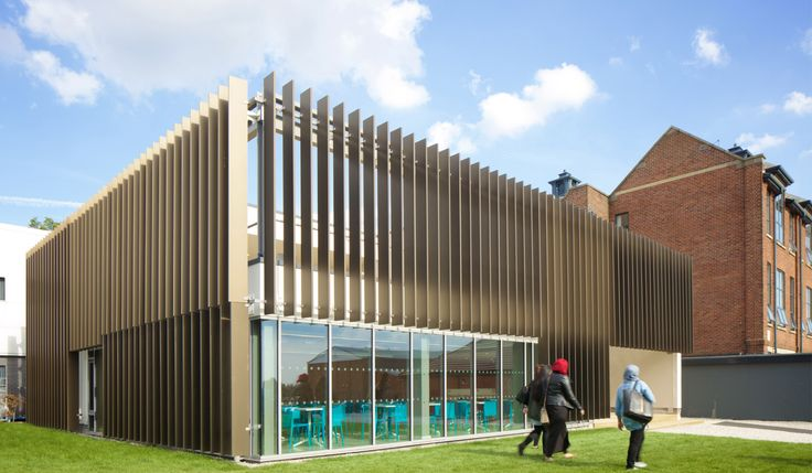Ashton Sixth Form Student Centre - GA Studio