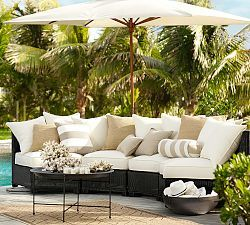 Outdoor Patio Furniture & Garden Furniture Sets | Pottery Barn