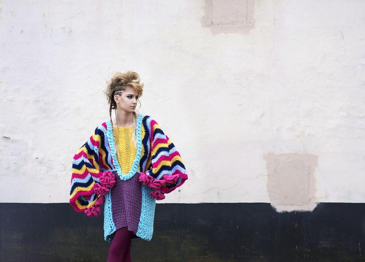 Jumper 5 Chloe Woodgate Knitwear Graduate Collection