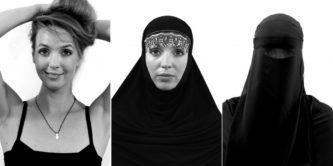 modelos perfeitos de véu para mulheres muçulmanas