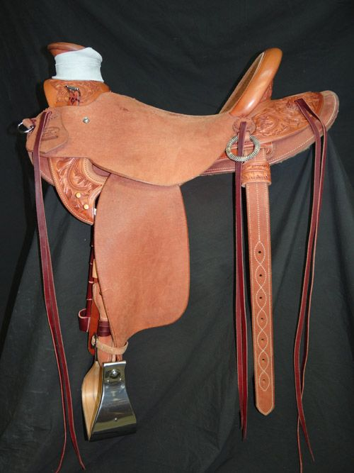 Lighter-weight Wade saddles made by Freckers Saddlery