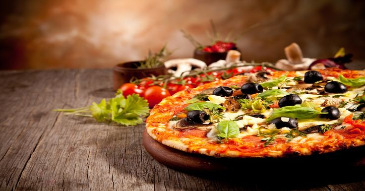 RECEPT: Chutná talianska pizza FIT bez výčitiek via @akademiakrasy