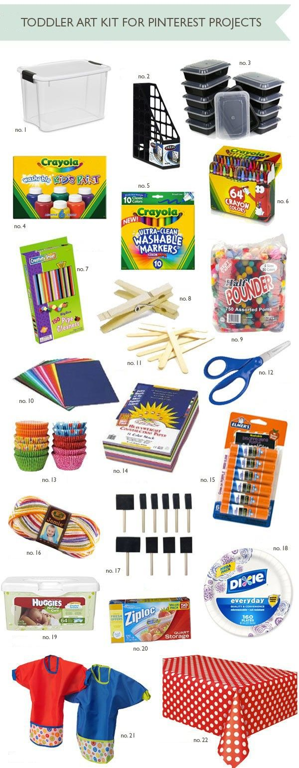 Toddler-Art-Supplies
