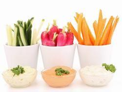Bâtonnets de légumes   Diabète-AFD