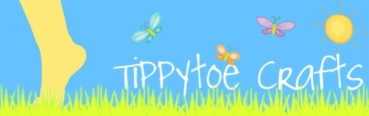 Tippytoe Crafts. An amazing blog for great arts and craft ideas for preschoolers. Absolutley brilliant!