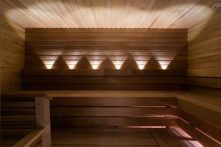 Moderni sauna