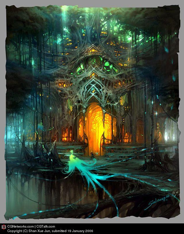"Shan Xue Jun, ""Phoenix's Nest."" Virtual Museum."