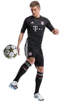 Toni Kroos - Bayern Munich