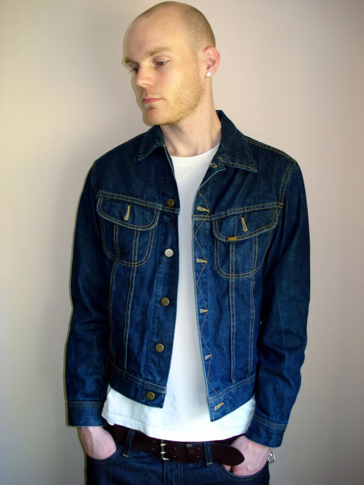 Levis Skinny Denim Jacket