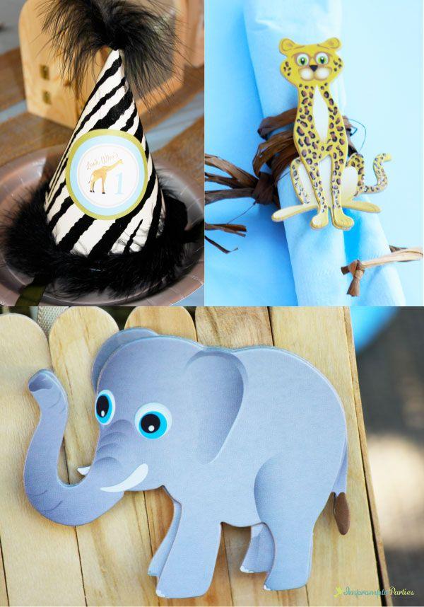 Zoo Birthday Party Ideas