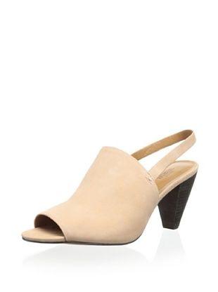 37% OFF Kate Spade Saturday Women's Mid-Heel Slingback Sandal (Terracotta)