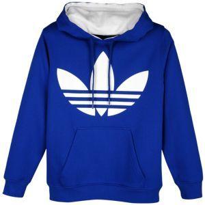 Adidas Originals Big Logo Pull Over Fleece Hoodie Men S