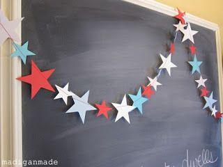 Doodlebug Design Inc Blog: Martes Tutorial: Estrellas patrióticas 3D