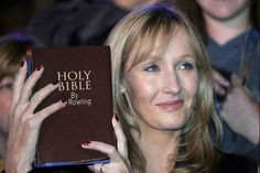 Church Hires JK Rowling To Rewrite The Bible | Waterford Whispers News - The latest PR coup for Pope Francis has seen him hire famous and revered children's author JK Rowling to rewrite the Bible...wow total blasphemy!