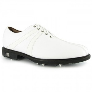 SALE - Footjoy Icon 9 Narrow Golf Cleats Mens White - BUY Now ONLY $219.95