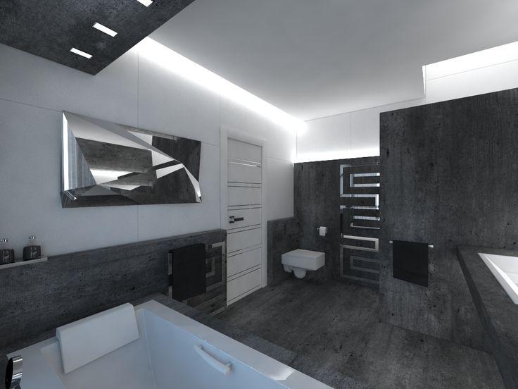 Best 25+ Grey Minimalist Bathrooms Ideas On Pinterest