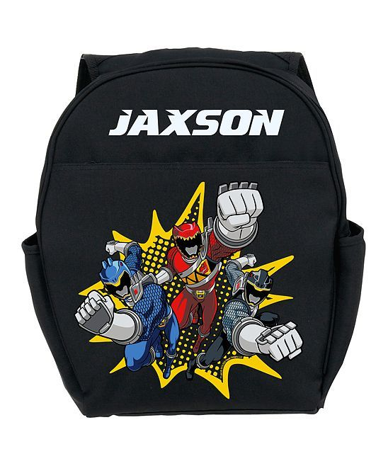 Power Rangers Dino Charge Personalized Backpack