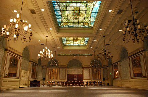 Alexandria Hotel | Los Angeles Conservancy