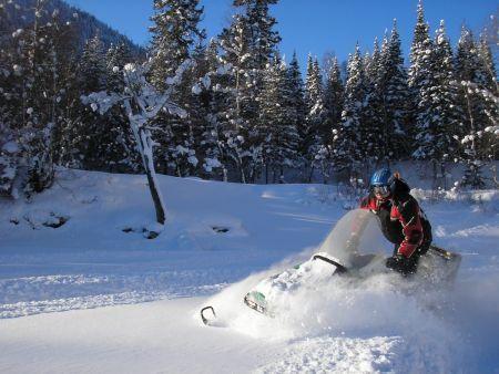 Baikal Snowmobile Safari