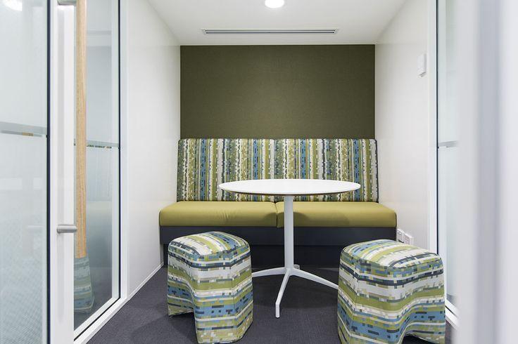 MKDC Workspace Design | Department of Eductation | Quiet Room