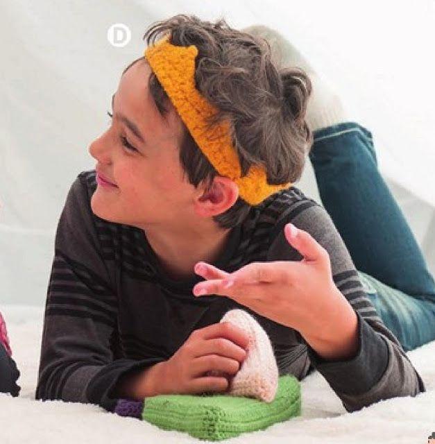 Patrón #1251:My Crown a Crochet | CTejidas [Crochet y Dos Agujas]