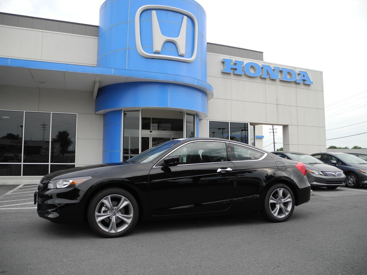 2012 Honda Accord Coupe EX-L V6 w/Navi in Crystal Black Pearl - Hagerstown Honda 10307 Auto Pl, Hagerstown MD 21740 (800) 800-4727 http://www.hagerstownhonda.com/new/HONDA/ACCORD/2012/1HGCS2B8XCA008855?utm_source=socialmedia_medium=pinterest_campaign=accordcoupeexlv6naviblack