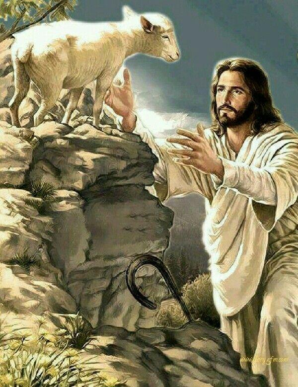 das verlorene schaf jesus bilder jesus kunst und gott