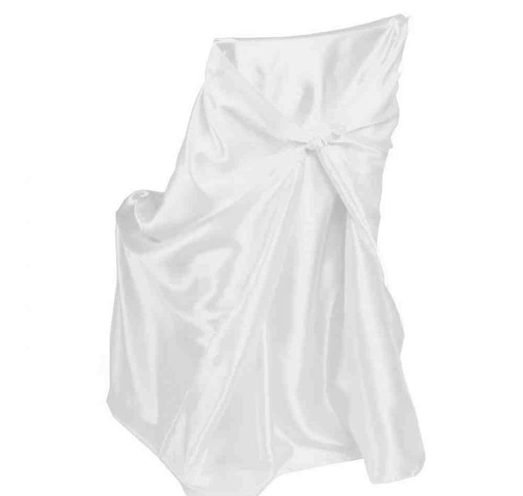 White Folding Chair Covers Wholesale