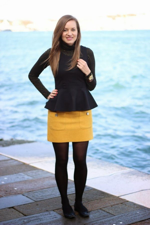 920 Best Images About How To Style Tights On Pinterest