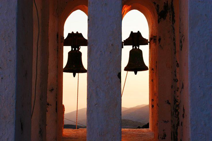 Travel Photography Greece, Church Bells