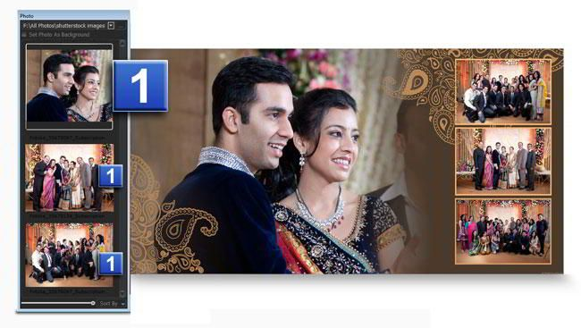 Album Creation Album Configuration Page Composition Photo Editing Decor Wedding Album Design Photo Album Software Album Design