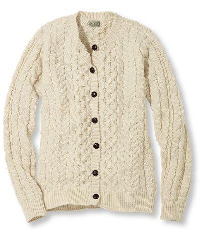 1912 Heritage Sweater, Fisherman's Cardigan