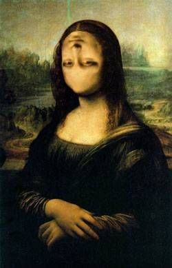 Mona Lisa - Crazy Mona Lisa