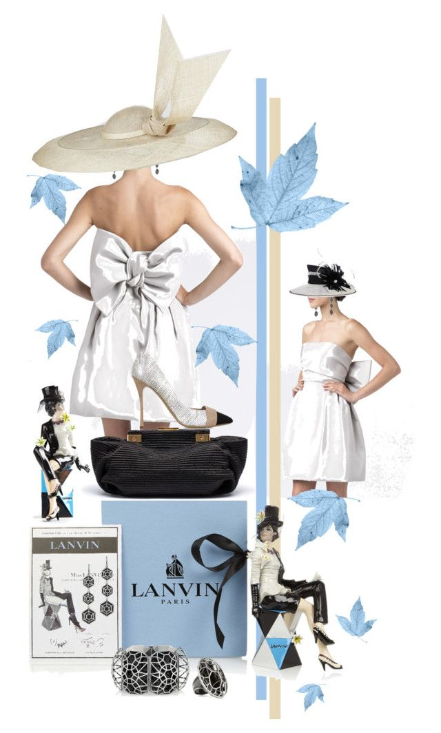 White Dress by betiboop8 on Polyvore featuring Lanvin, Nicholas Kirkwood, Bottega Veneta and Jacques Vert