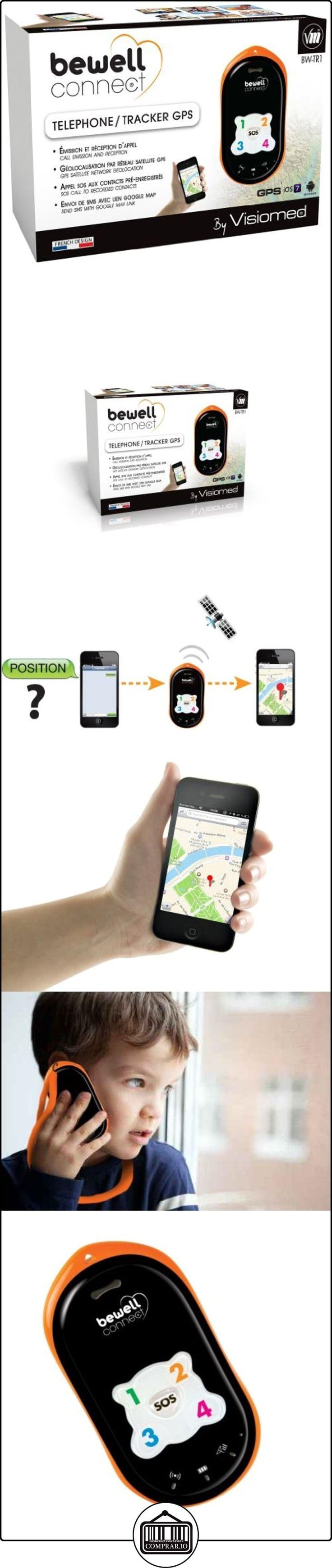 Visiomed Beewell Connect - Teléfono móvil con localizador GPS para niños  ✿ Seguridad para tu bebé - (Protege a tus hijos) ✿ ▬► Ver oferta: http://comprar.io/goto/B00FF1ATOG