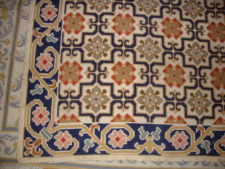 Outro tapete para restaurar...
