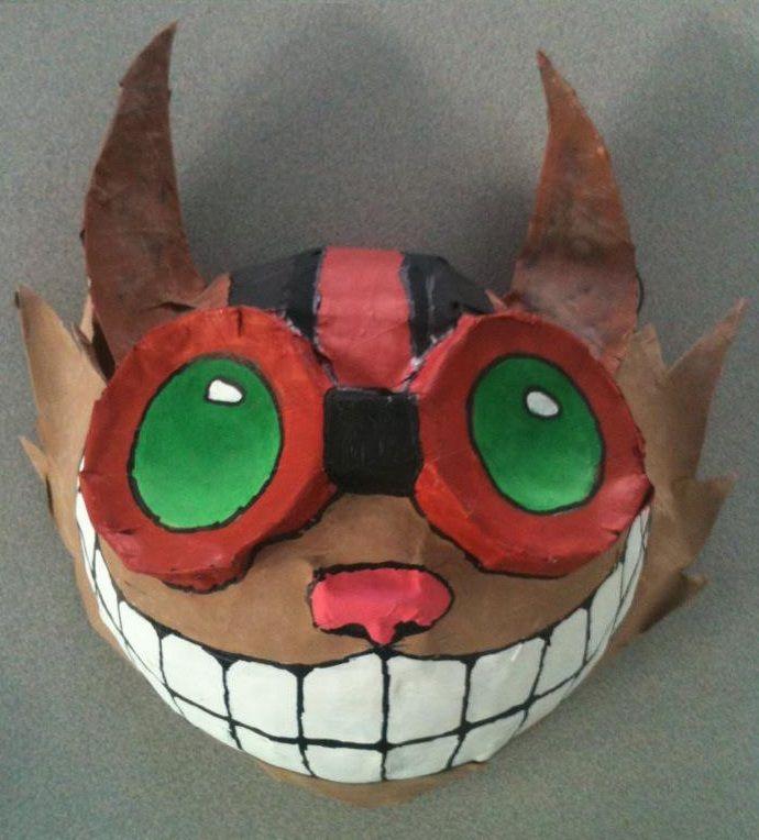 26 best images about paper mache mask on pinterest black for Paper mache mash