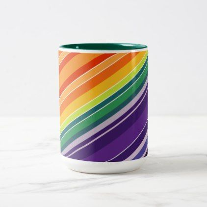 Multicoloured Mug - decor gifts diy home & living cyo giftidea