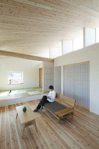 栗東の家 - Works - 滋賀県 建築設計事務所 建築家 ALTS DESIGN OFFICE (アルツ デザイン オフィス)