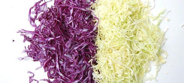Göbek Yağlarını Yakan Lahana Salatası | Diyetteyim.com