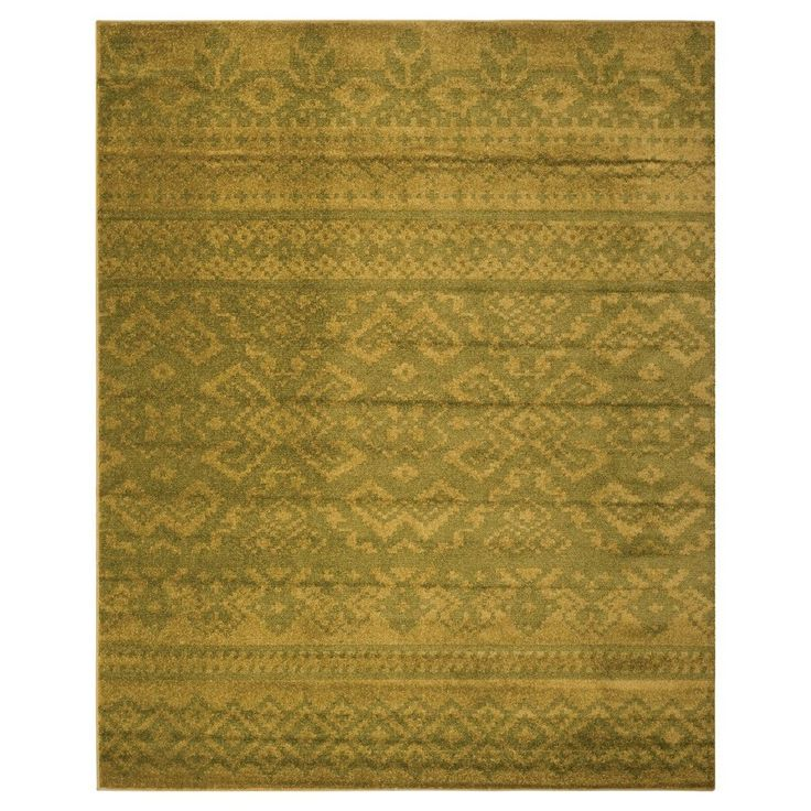 Safavieh Adron Area Rug - Green/Dark Green (10'x14')