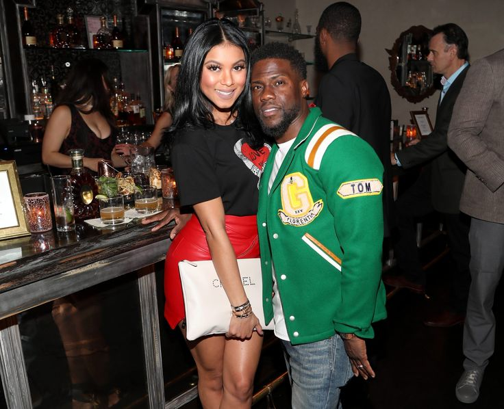 Kevin Hart and Wife Eniko Expecting Second Child Together ...