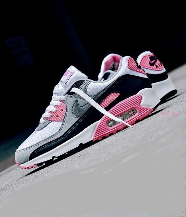 Women's Air Max 90| Pinterest@BeautyBullet | Nike air max, Air max ...