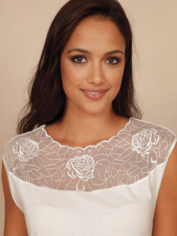 Bree - Luxury Nightwear - Schweitzer Linen